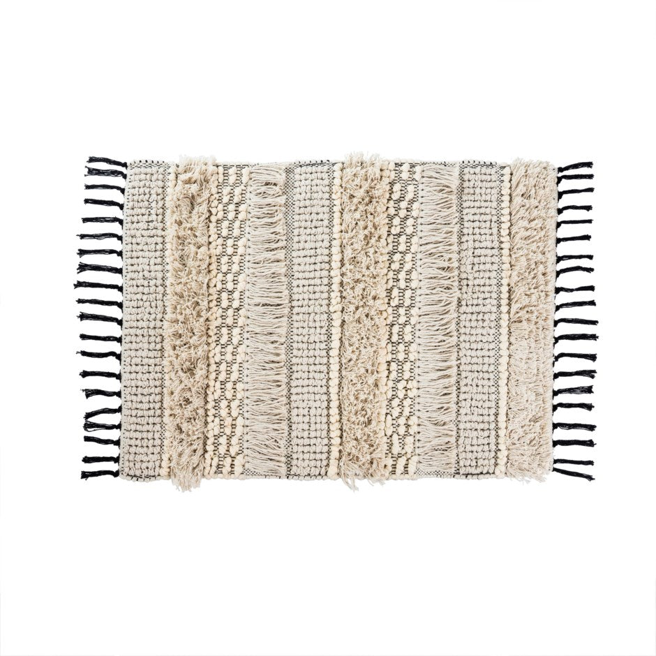Knot & Weave Bath Mat (2 options) - andoveco