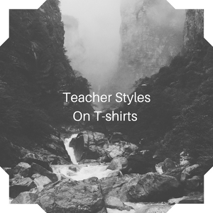 Teacher T-shirts - andoveco