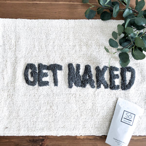 Get Naked Bath Mat - andoveco