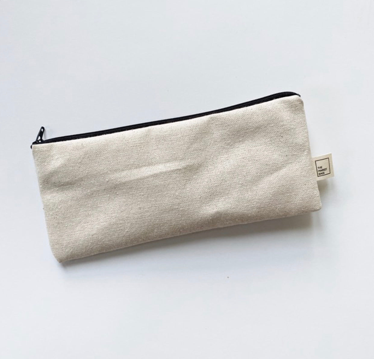 The Zippered Pouch x The Market Bags - andoveco