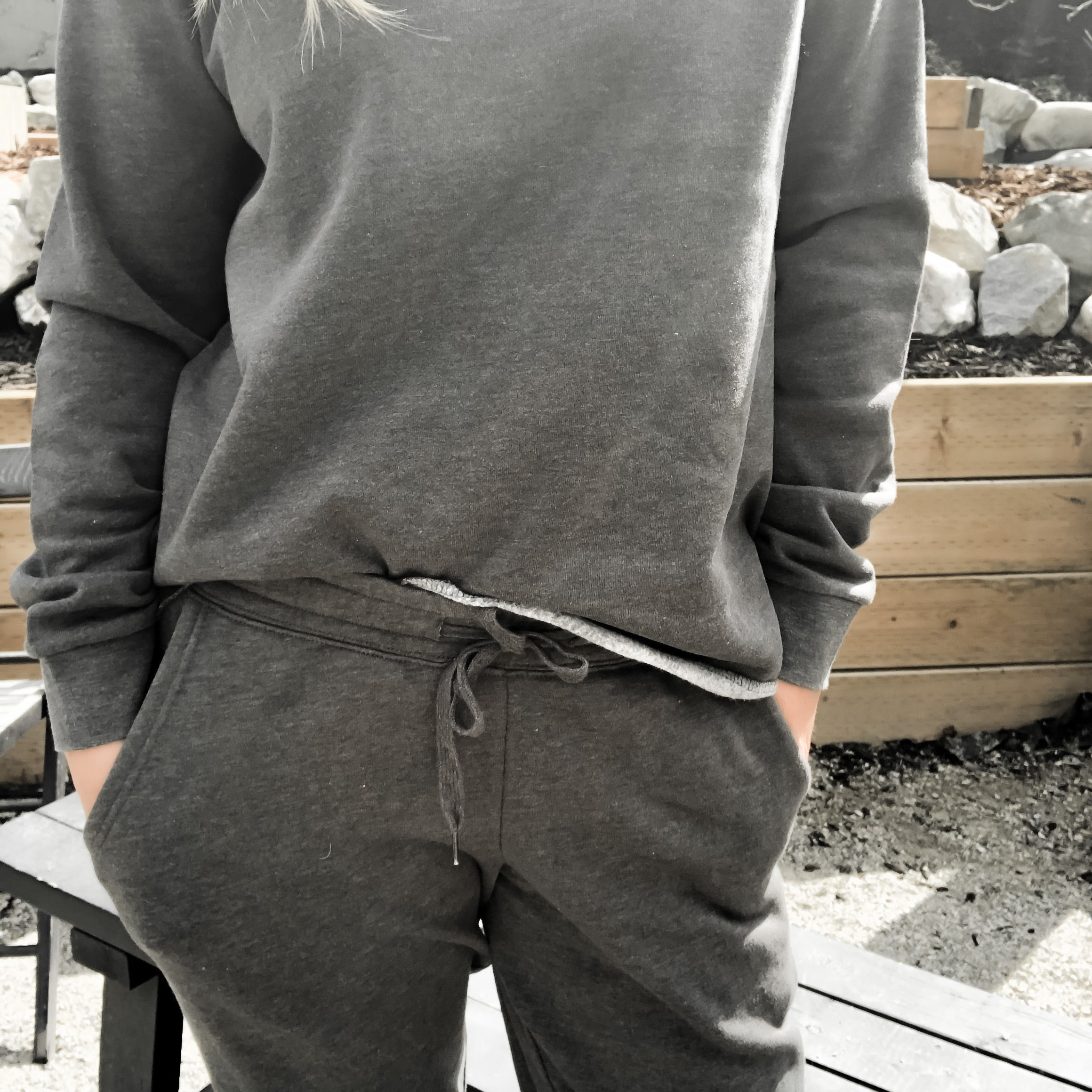 Stay Home Uniform (Sweatsuit Set)// Limited Stock - andoveco