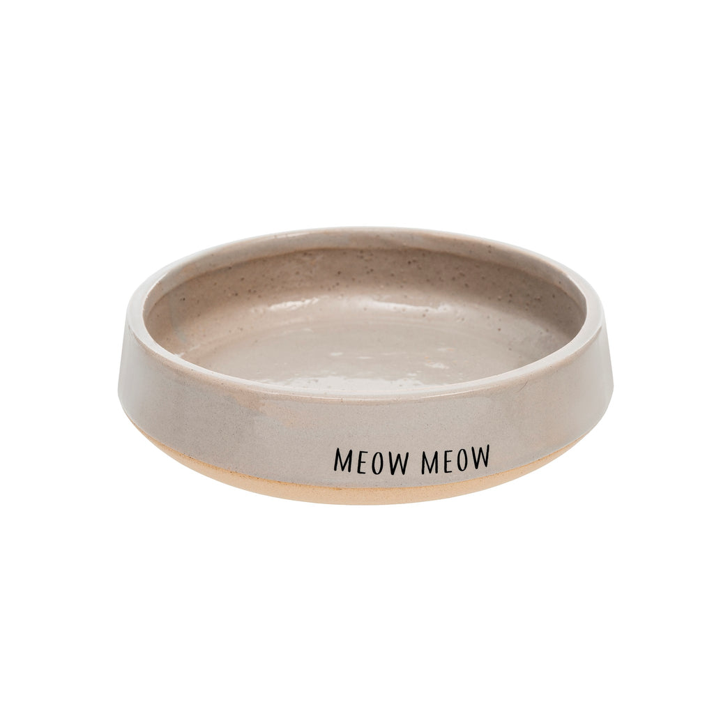 Meow Meow Cat Bowl - andoveco