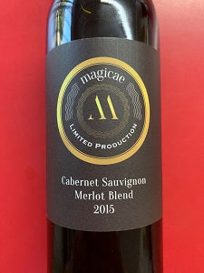 Bodegas Alconde 2015 MAGICAE Cabernet Sauvignon Merlot Blend DO Navarra Spain