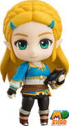 FIGURINE ZELDA<br>BREATH OF THE WILD<br>PRINCESSE ZELDA<br>NENDOROID 10CM - mario-partyshop