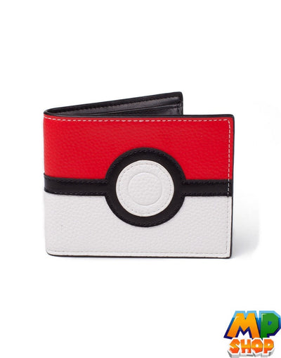 PORTEFEUILLE POKEMON<br> POKEBALL - mario-partyshop