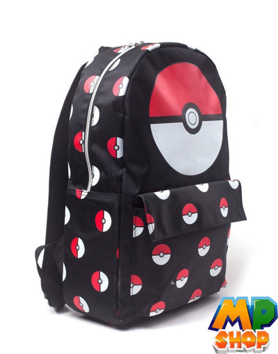 SAC À DOS POKEMON<br>POKEBALL - mario-partyshop