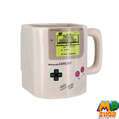 MUG GAMEBOY<br> COOKIE TRAP - mario-partyshop