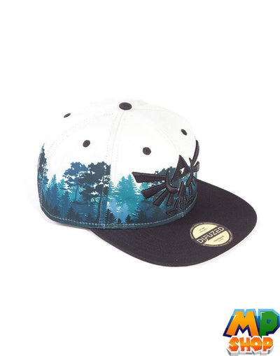 CASQUETTE ZELDA<br> BREATH OF THE WILD - mario-partyshop