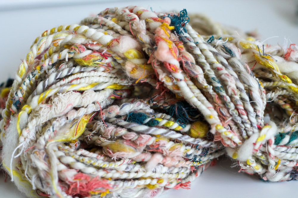 Handspun Art Yarn #61