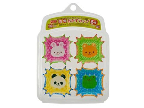 Bento Food Cup Set - Animal