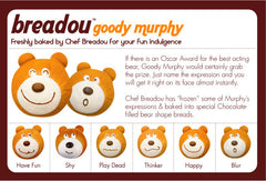 Breadou Good Murphy Jumbo Squishy