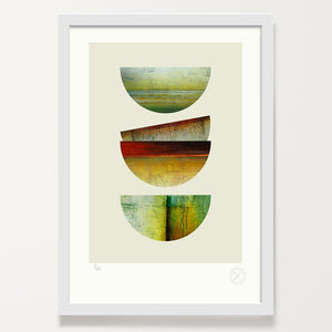 Capture art print