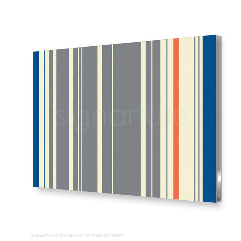 modern canvas art london grey rectangular