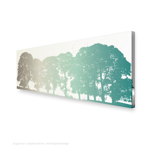 tree canvas art aberfeldy blue panoramic