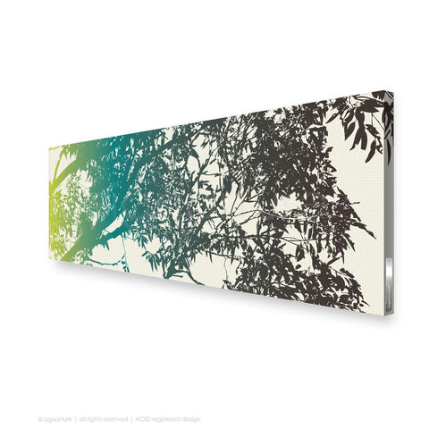 tree canvas art blackheath blue panoramic