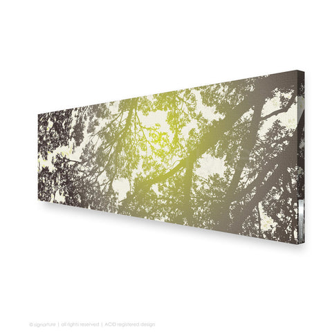 tree canvas art gleneagles green panoramic