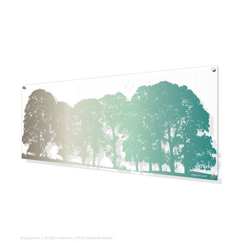 tree perspex art aberfeldy blue panoramic