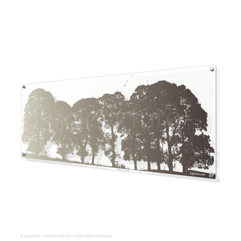 tree perspex art aberfeldy brown panoramic