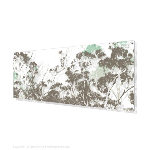 tree perspex art braidwood blue panoramic