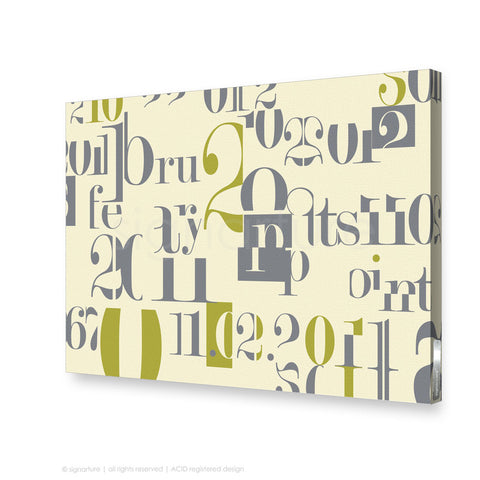 word canvas art islington green rectangular