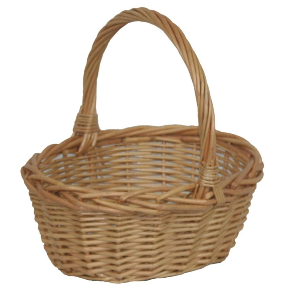 Shopping Basket Mini Oval Shopper