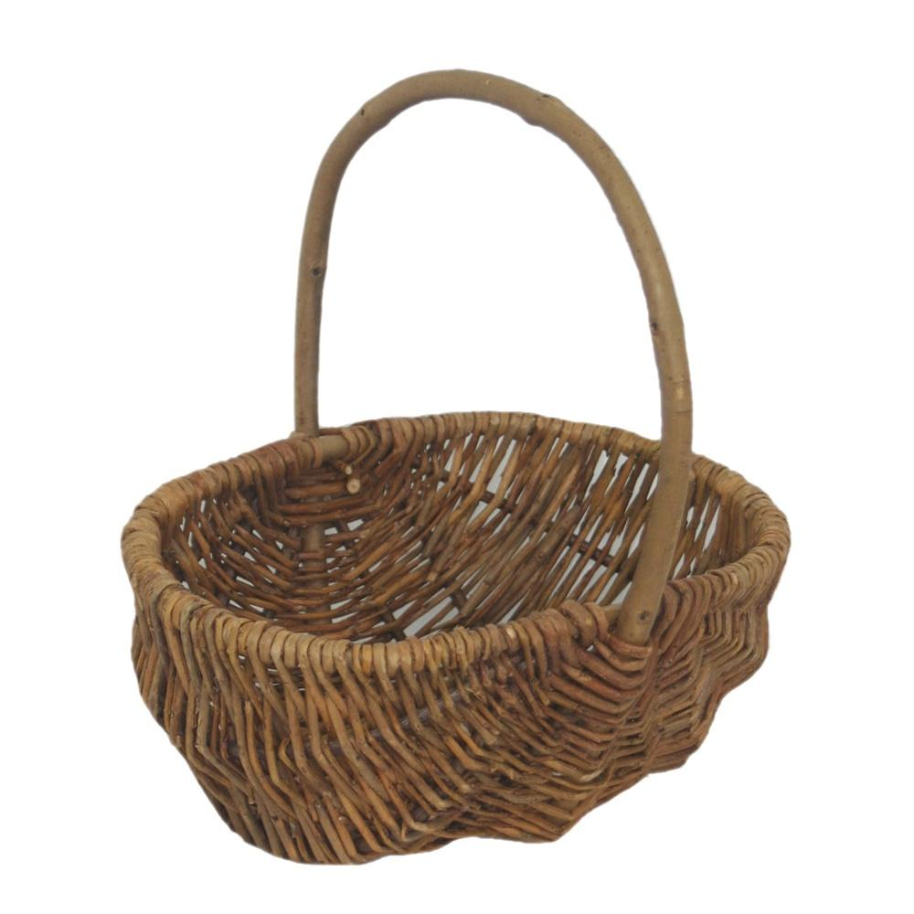 Small Rustic Shopping Basket