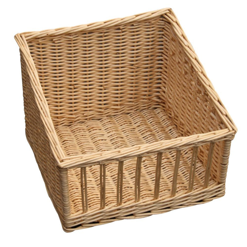 Bakers Display Wicker Tray