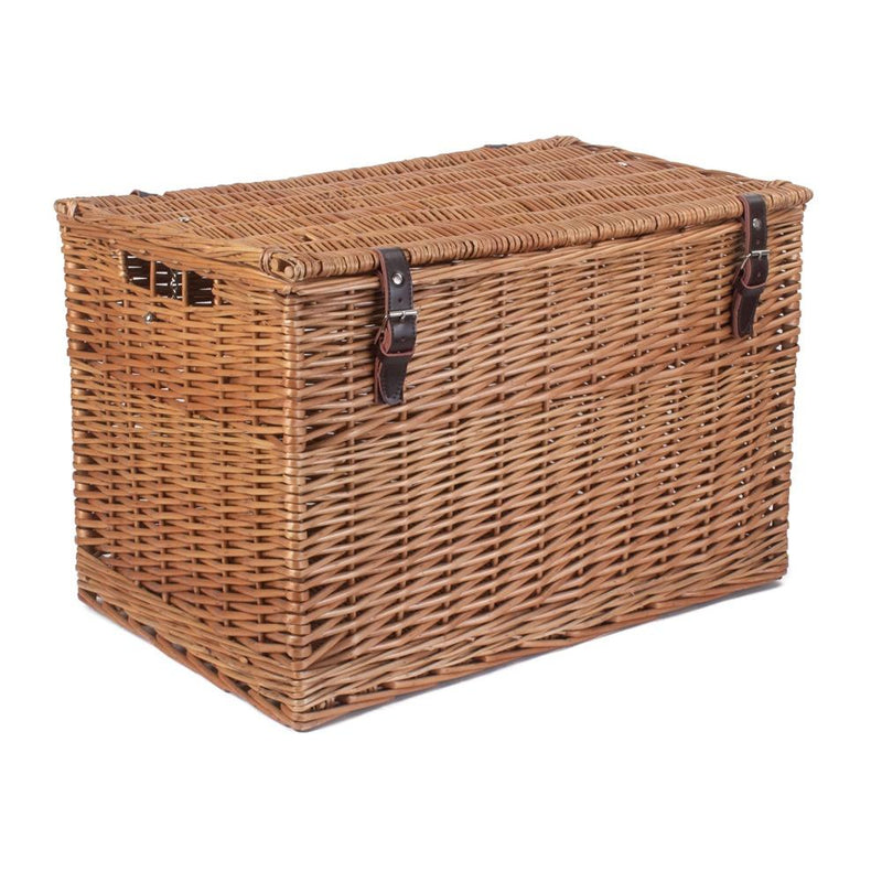 60cm Double Steamed Chest Picnic Basket