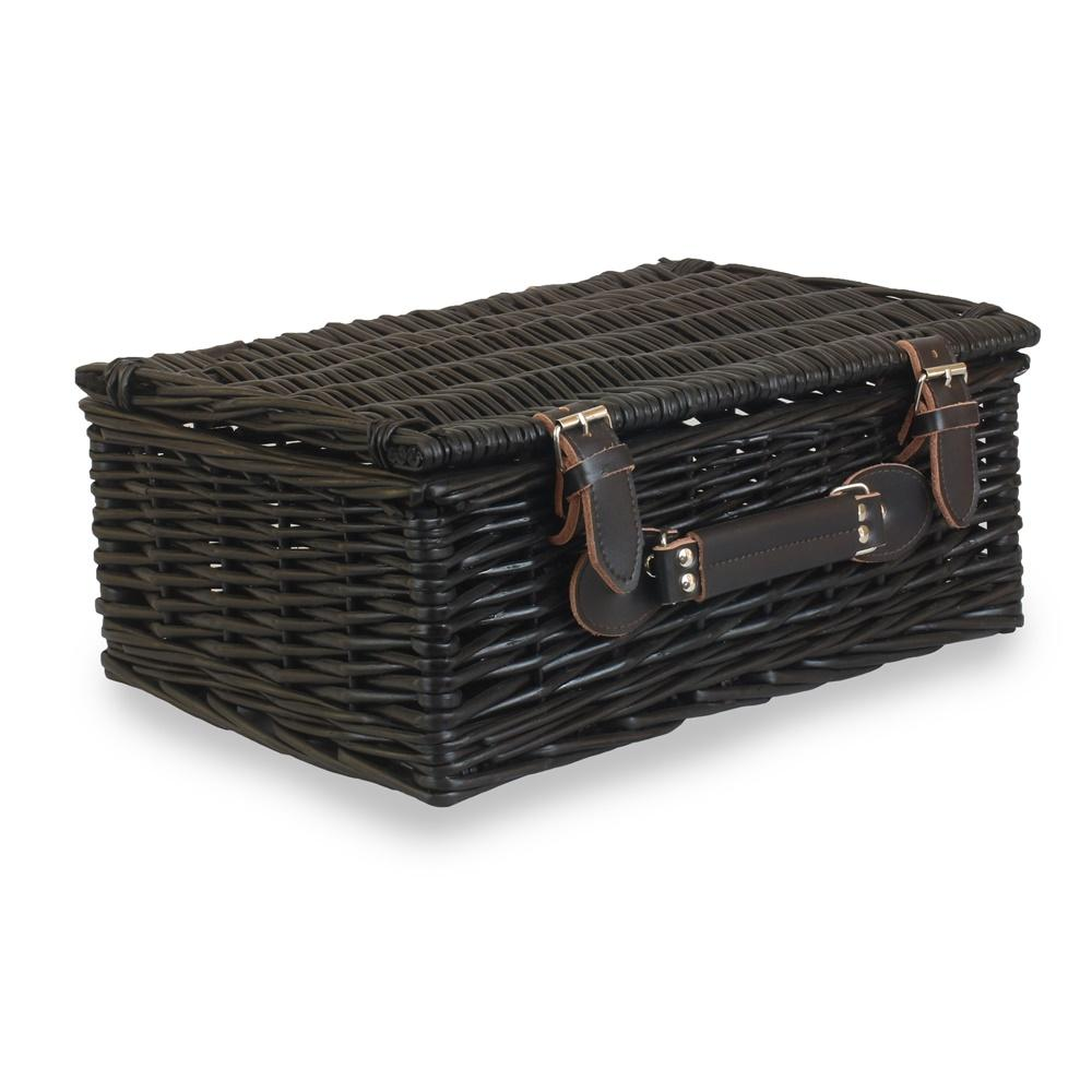 Black Willow Picnic Basket