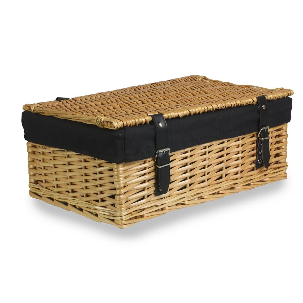Large Wicker Packaging Basket