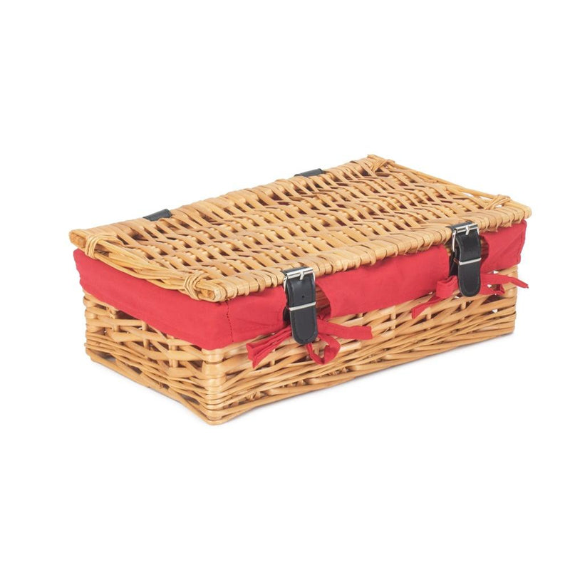 Small Wicker Packaging Basket
