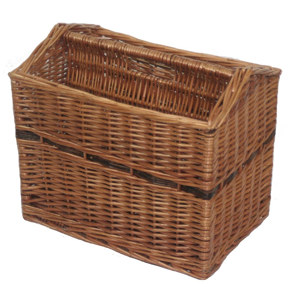 Magazine Rack Basket