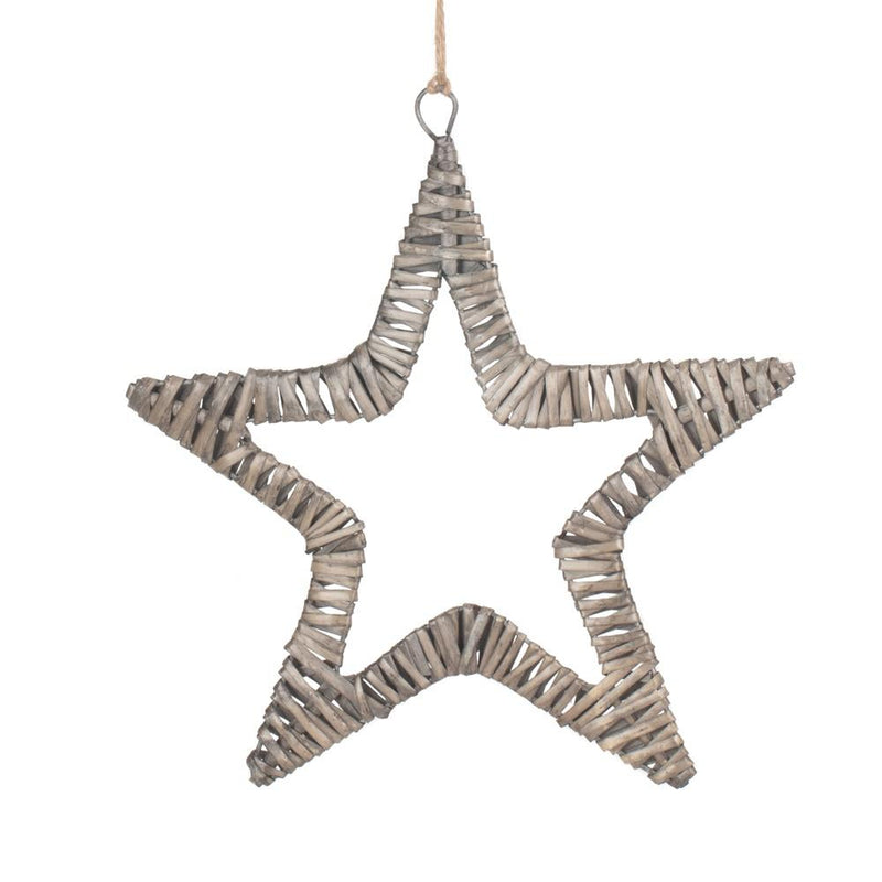 Flat Antique Wash Star