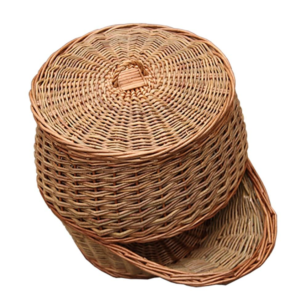 Willow Potato Basket