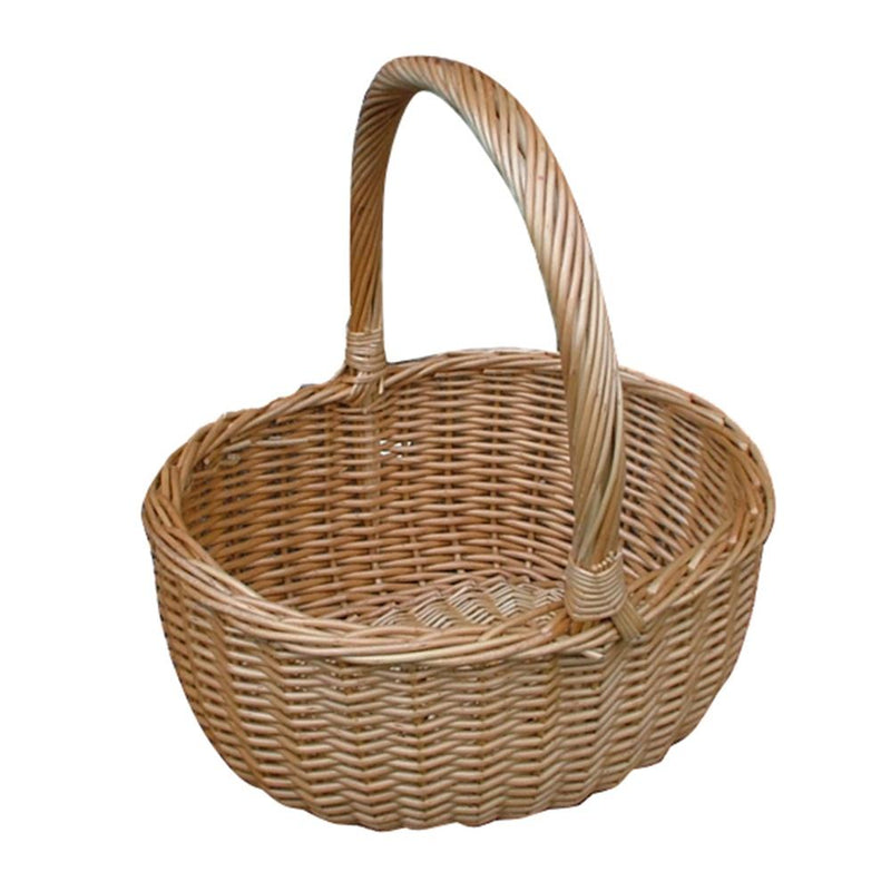 Buff Hollander Shopping Basket
