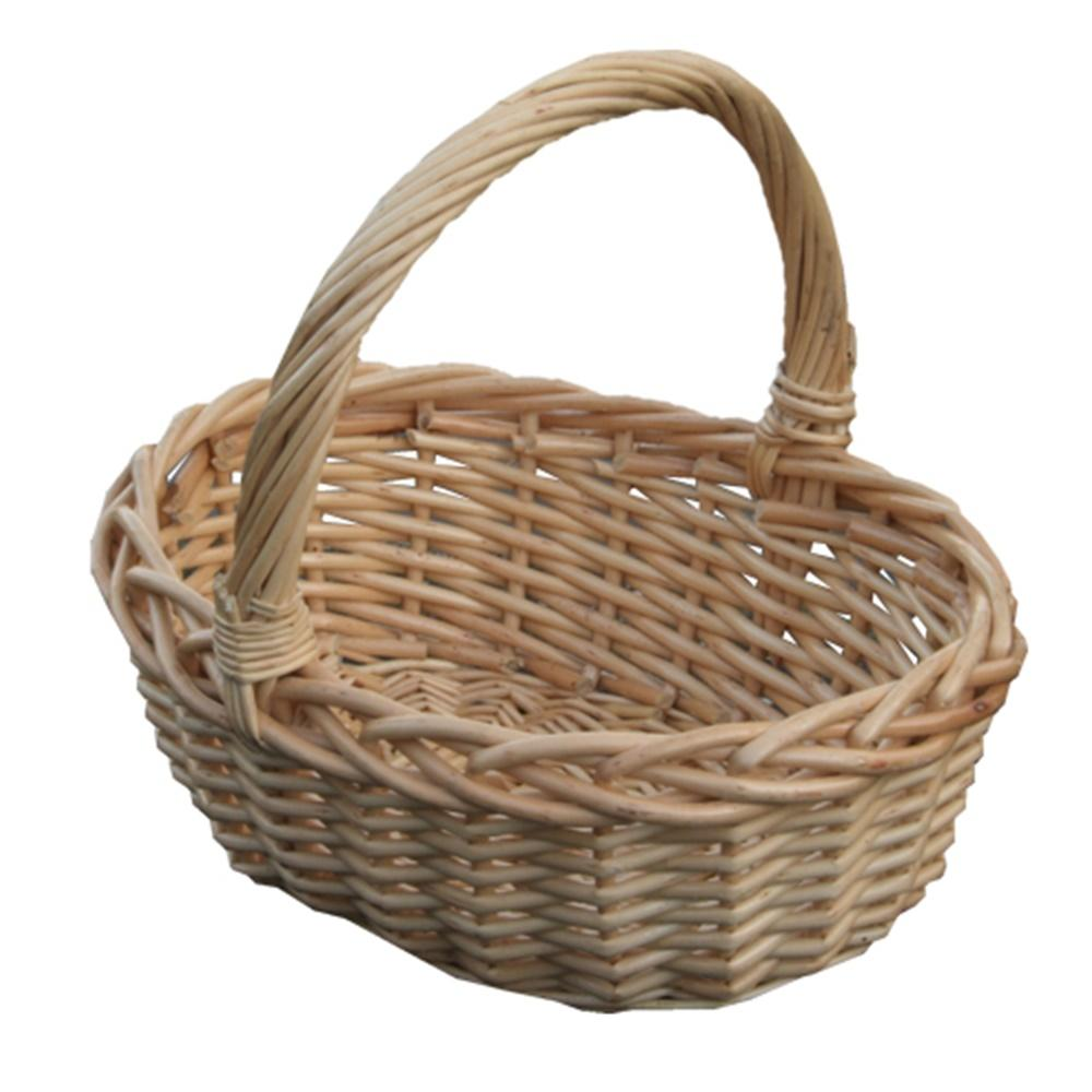Childs Oval Shopping Basket
