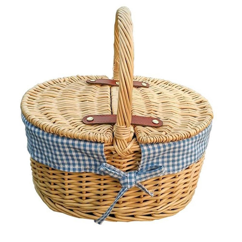 Childs Picnic Basket with Lining