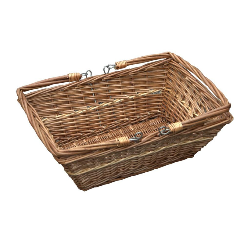 Rectangular Market Shopping Basket