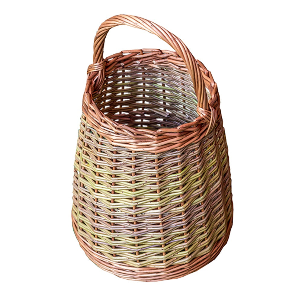 Large Wicker Berry Collecting Basket