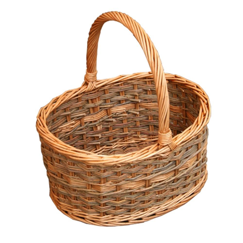 Yorkshire Oval Shopping Basket