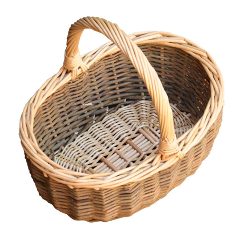 Mini Green Hollander Shopping Basket