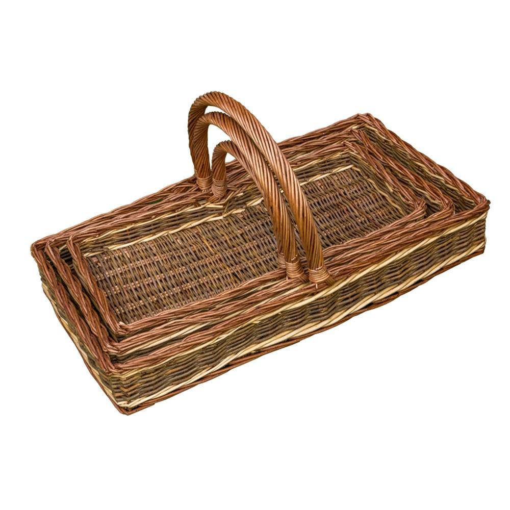 Set of 3 Windermere Garden Trugs