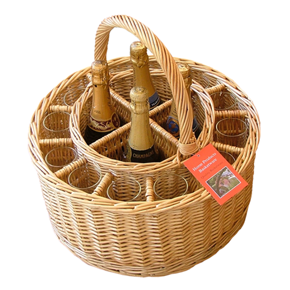 Deluxe Celebration Drinks Basket