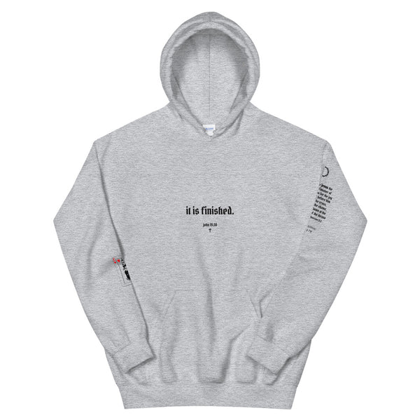 It Is Finished Hoodie