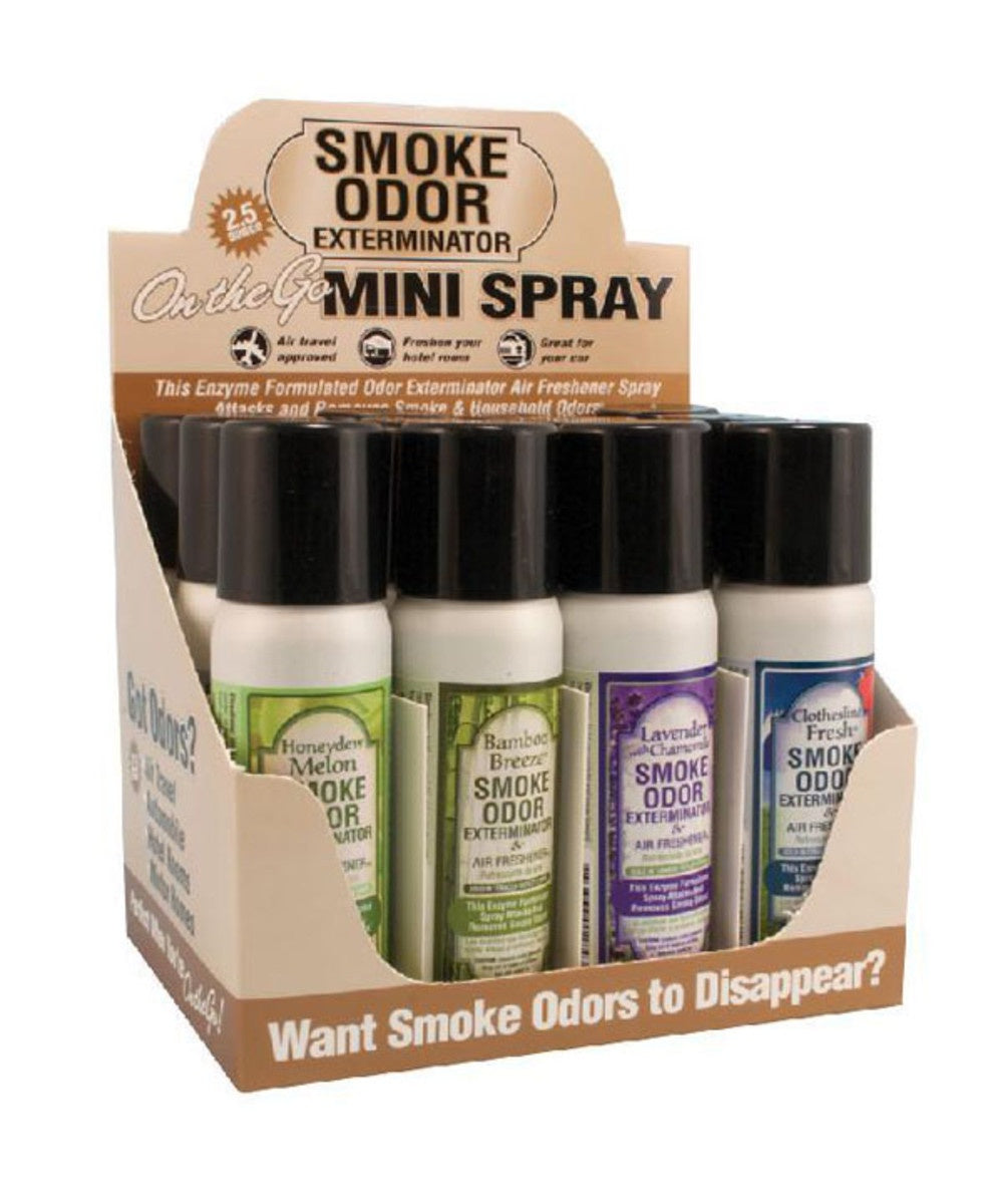 Smoke Odor Exterminator Spray - 2.5oz