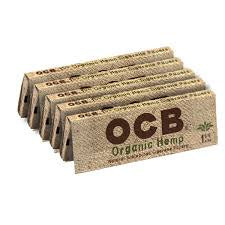 OCB Organic Hemp Papers 1 1/4