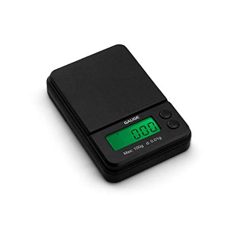 Truweigh Gauge Digital Mini Scale - 100g x 0.01g
