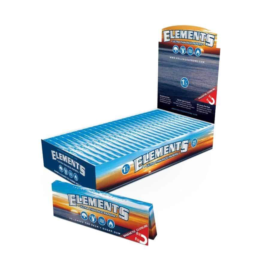 Elements Rolling Papers 1-1/4