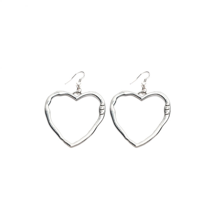 life heart Earrings