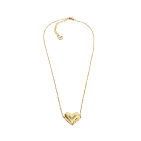 Hearts a glow baby necklace